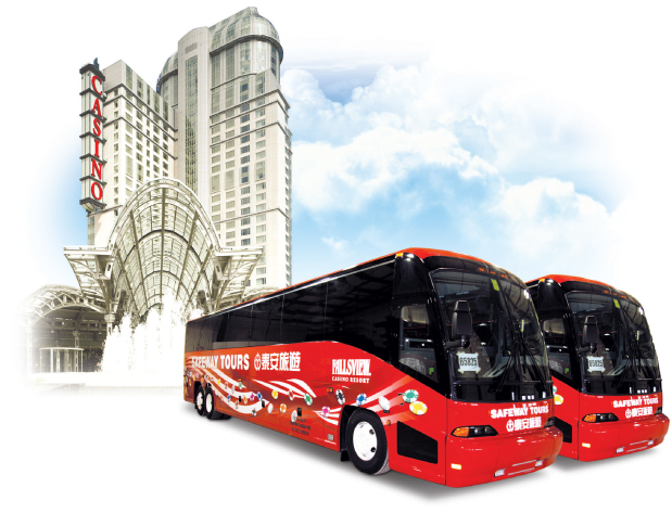Casinorama buses add casino comment gambling internet online